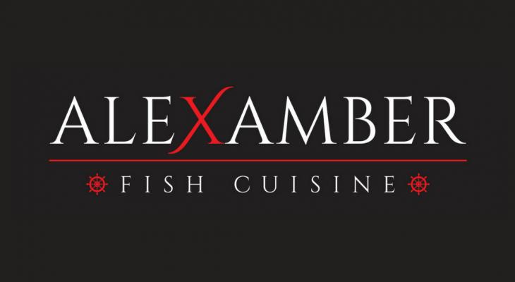Content management sito web Alexamber Fish Cuisine